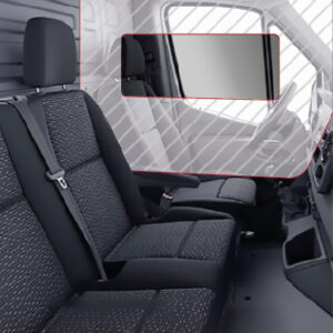 van partition screens